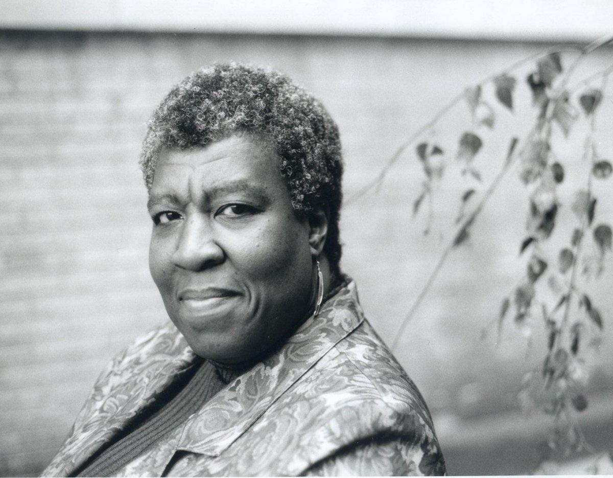The first sci-fi author to win a MacArthur Genius Grant: OCTAVIA. BUTLER. #BlackWomenDidThat https://t.co/bAuAtKnhDW https://t.co/ljS7sjmJtd
