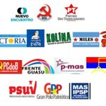 Partidos políticos del Mercosur: A Venezuela le corresponde legítimamente asumir PPT https://t.co/k7fADvYbtz https://t.co/6GJlhwfvrU