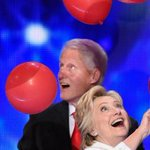 find someone who looks at you the way Bill Clinton looks at balloons https://t.co/OiXX0l3ELL