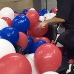 Is balloon popper the best or worst job at the Democratic Convention? https://t.co/JZKtRvq04t https://t.co/SGXLlJ1J8V