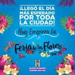 Nos fuimos pues. Arranca la #feriadelasflores ! Disfrutemos en familia y entre amigos. https://t.co/NnXjxB4uYM
