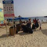 Limpieza Manual y Retiro de Basura Playa Tortugas @PaulCarrillo2 @manolomprieto @AytoCancun @VivoEnCancun @RCA1059FM https://t.co/Hwk1fPW2FP