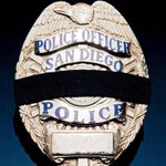 The thoughts and prayers of the #LAPD are wIth the family of the the fallen @SanDiegoPD Officer today. #EOW https://t.co/TEQsqTUOMO