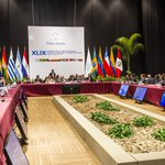 Partidos políticos del Mercosur: A Venezuela le corresponde legítimamente asumir PPT https://t.co/jdZE5wvOM8 https://t.co/NLp5MPkZ5H