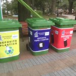 En este momento se lleva a cabo la 1ª Feria de Reciclaje Electrónico. Gran convocatoria #CuricoRecicla https://t.co/79ZwkcXhsG