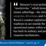 "With #Russia again in intl spotlight, see FDDs timely ""Russian Hybrid Warfare"" report: https://t.co/aOf2Ks6lxB https://t.co/SXphrxljj4"