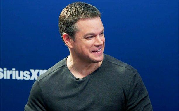 Matt Damon says JasonBourne took so long because they
