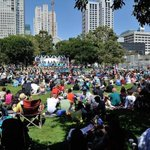 Yerba Buena Gardens Festival is happening this weekend! Summer tiiiime in the YBG: https://t.co/Mb6fANiNNg #sf https://t.co/z00iTXQHdp