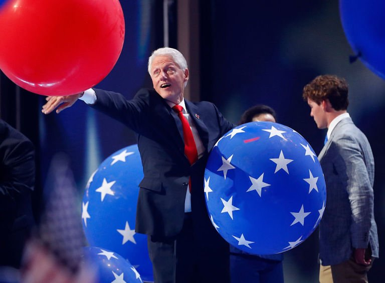 """It is hard to overstate the thrill of seeing very accomplished adults frolicking in balloons."" — @oureric https://t.co/I4TIJGjEJj"