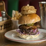 Weve got 13 cracking #burgers on our menu, but if none tickles your fancy, you can also create your own! #Watford https://t.co/IOhi5omgPs