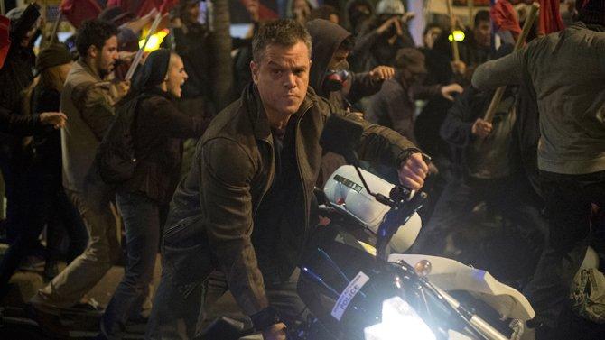 Matt Damon's JasonBourne targets $55 million, BadMoms eyes strong box office launch