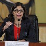 Canciller @DrodriguezVen: Es imposible que Venezuela no asuma presidencia de Mercosur https://t.co/w7oYVNLH9I https://t.co/zqWGqgVvNo
