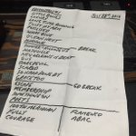 For those at last nights #Edmonton show, what was your favourite part of the set list? #yeg #manmachinepoemtour https://t.co/mbJXWC6ArB