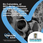 Ayudanos a prevenir denunciando este delito. Mañana es el Día Mundial contra la Trata de Personas. https://t.co/AFthEqewdD