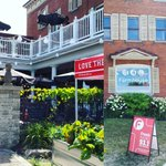 Were at The Farmhouse Restaurant until 7pm for our patio party! #appyhour #barrie https://t.co/OHgTf71r5B
