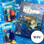 Follow @LiPSMACKER_UK & RT to #WIN two of our Finding Dory balms & Finding Nemo on DVD! Ends August 9th! #giveaway https://t.co/Rcgp7bUS6z