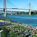 Did you know that theres yoga every Wed from 6 to 7:30 until Aug 31 at Pier Park? #newwest #newwestminster https://t.co/dUjRdufiQm