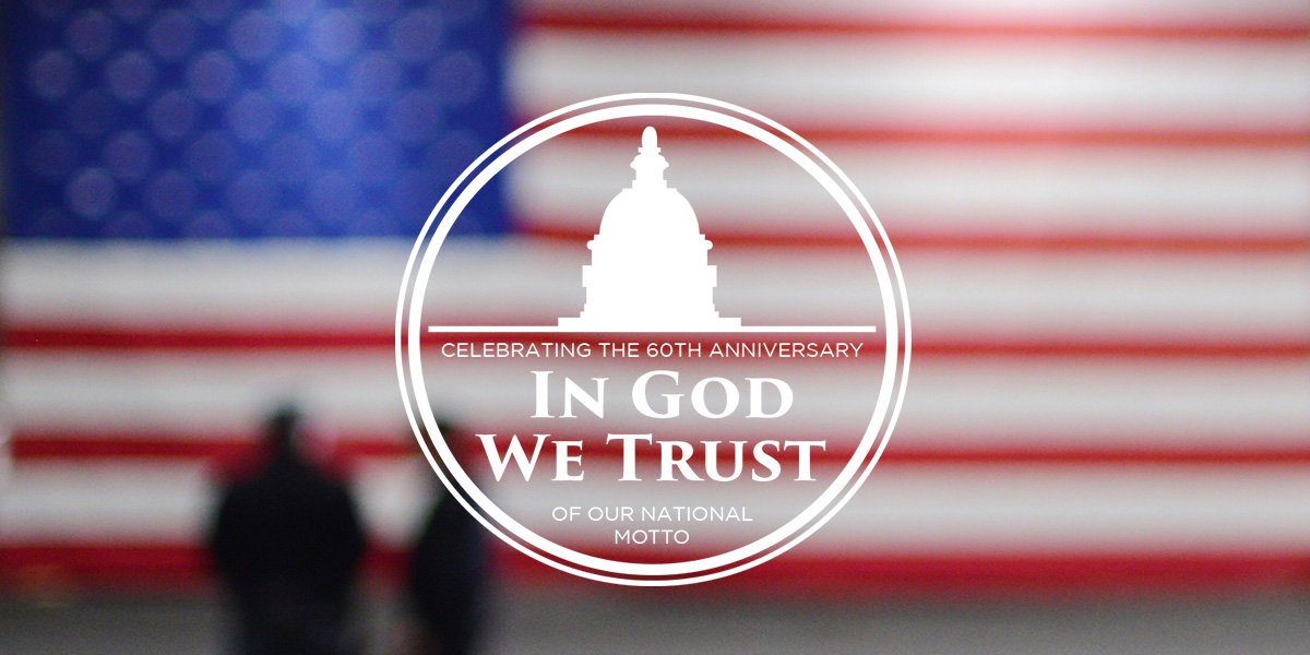 Today we celebrate 60yrs of #InGodWeTrust, an impt phrase that speaks to all citizens & gives hope for the future. https://t.co/DKy4Aj69I7