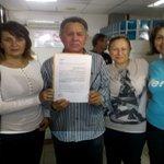 MUD en Falcón se concentró en sede regional del CNE para exigir su pronunciamiento https://t.co/bFexVB8JQi https://t.co/PRGetY4kpb