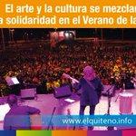 Vive el #VAQsolidario: danza, teatro, arte, música, cultura y solidaridad. En #ElQuiteño: https://t.co/y91f5waqxz https://t.co/p5Sz7PNaM9