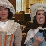 Stephen Colbert gets women from 1776 to react to the first female presidential nominee https://t.co/I4cP6FicwH https://t.co/wwrMWRRF1L