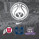 BYU announces games with Utah, Utah State and Weber State https://t.co/bA8U6qmxkF #BYUhoops #GoCougs https://t.co/aUE1Lk8MqM