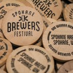 TOKENS ARE IN!!! Were only 2 WEEKS away from tapping the first keg! Whos EXCITED?! #SpokaneBrewFest #DrinkLocal https://t.co/PrMyGCitZI