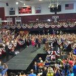 Tim Kaine speaks at post DNC rally. #DemsInPhilly #cctvdnc https://t.co/IuyUTDLzoN