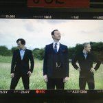 End of penultimate week of #Sherlock shoot. Luckily our Europop album Sauerkraut is out soon! https://t.co/MXsIKbVJSp
