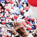 Photographer John Nowak looks for the light and rolls with the punches at the DNC and RNC https://t.co/HQQmHLqWpe https://t.co/iWTWlhRMKG