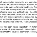 Exclusive: 75 NGOs warn UN on #Syria bias: https://t.co/6yNSp2nDNm #AleppoUnderSiege https://t.co/R9YNpc5q87