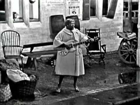 Sister Rosetta Tharpe, Godmother of Rock and Roll #BlackWomenDidThat https://t.co/7e6ThDfjuX