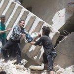 """""""الغضب لحلب"""" حملة تظاهر عالمية ضد إجرام #الأسد و #روسيا في #حلب https://t.co/Ze6CeADDqM #سوريا #حلب https://t.co/5nAJiPPtHy"""