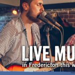 Music galore this weekend! Take it all in! #Fredericton https://t.co/mRpV0BVnrB https://t.co/FGqaMnvbcQ
