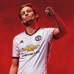 Winners wear white. Ready to take our new @adidasfootball kit on the road with @ManUtd 🔴 ! #FirstNeverFollows https://t.co/aDYqBw1qyz
