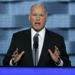 Jerry Brown makes True claim: Mike Pence denies evolution: https://t.co/ViYlDPINBG #DemsInPhilly https://t.co/4D5heP4All