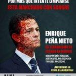 Desde HIJOS repudiamos la llegada de Enrique Peña Nieto a la Argentina https://t.co/B8F5ditXQi