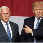 Mike Pence says name-calling has no place in politics - as Trump attacks Crooked Hillary https://t.co/FlDTarxtOR https://t.co/T8xtCnoi4E