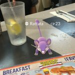 Saw this at Waffle House the other night....not sure if Pokemon is trying to tell me something 🤔 https://t.co/t77IFszVo4