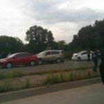 Triple colisión en la vía Interamericana, a a la altura de la entrada de Santiago en dirección a la Avenida Central. https://t.co/no1mgQp1go