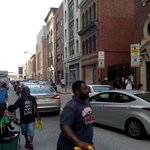 #Baltimore taking it to the streets handing out FREE BOOKS TO ANYONE. #ProtestingIgnorance #Hood2Harbor https://t.co/SGmsvfGL0t