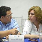 Alcalde @mrafael70 en Comité de seguimiento junto a @ClaraLuzRoldan Dir @Coldeportes #TúHacesParteDenuestroEquipo https://t.co/bSrCGNFIof