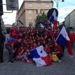 Feliz de haberme encontrado a jóvenes panameños de Santiago de Veraguas en @jmj_pt Cracovia. ISMA https://t.co/Mz0zPPnwXV