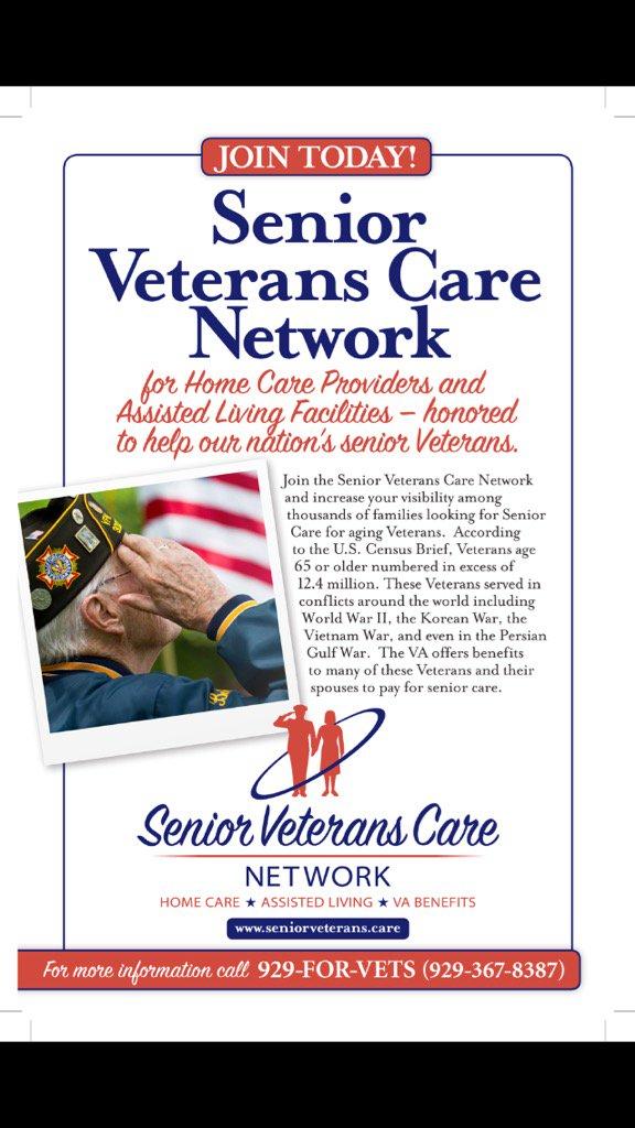 test Twitter Media - RT @aplaceforvets: Join the Senior Veterans Care Network today! https://t.co/YBcsdPy6bH https://t.co/9LtJr8rgPD