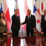 Panamá y Polonia firman acuerdos para la promoción turística y cooperación bilateral. https://t.co/dgMbQMNIoA https://t.co/JiUUZRJK1V