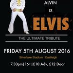 Youre next event at @eastleighfc is #Elvis tribute Alvin! On sale now - 02380613361 or https://t.co/PXcFfnjZL1 https://t.co/1n2UretlBS