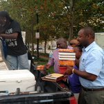 This weeks #Hood2Harbor, we r giving out free books. #WhatTheyWontShowYouOnTV #Baltimore https://t.co/J2wggaFoxU