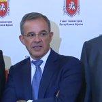 Глава французских парламентариев в Крыму: Сейчас лучше быть крымским татарином, чем русским в прибалтийских странах https://t.co/oKgGURXOKe