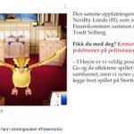 Vingle Høyre??? @vampus @Hoyre https://t.co/L0Yp5OrZ3Q