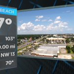 No seabreeze today means the excessive heat is lasting well into the evening in #myrtlebeach. #gross #eww https://t.co/cmx4hlAyxt